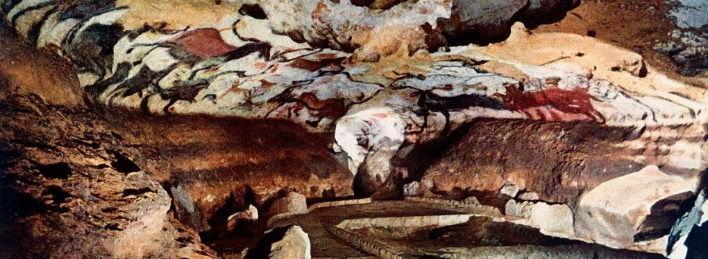Höhle Malerei